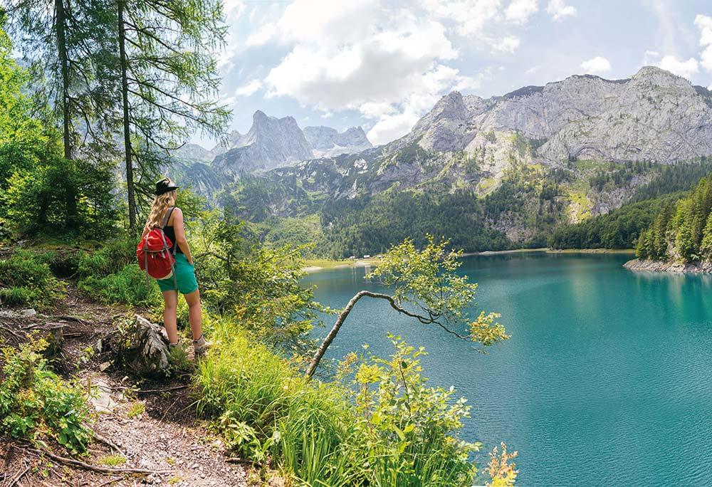 Paracelsus Apotheke Wandern in Österreich