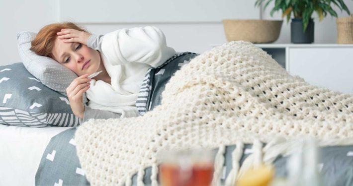 APOaktuell - Fieber ist noch keine Krankheit